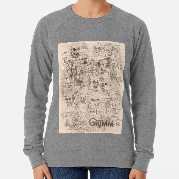 Grimm - Wesen Lightweight Sweatshirt