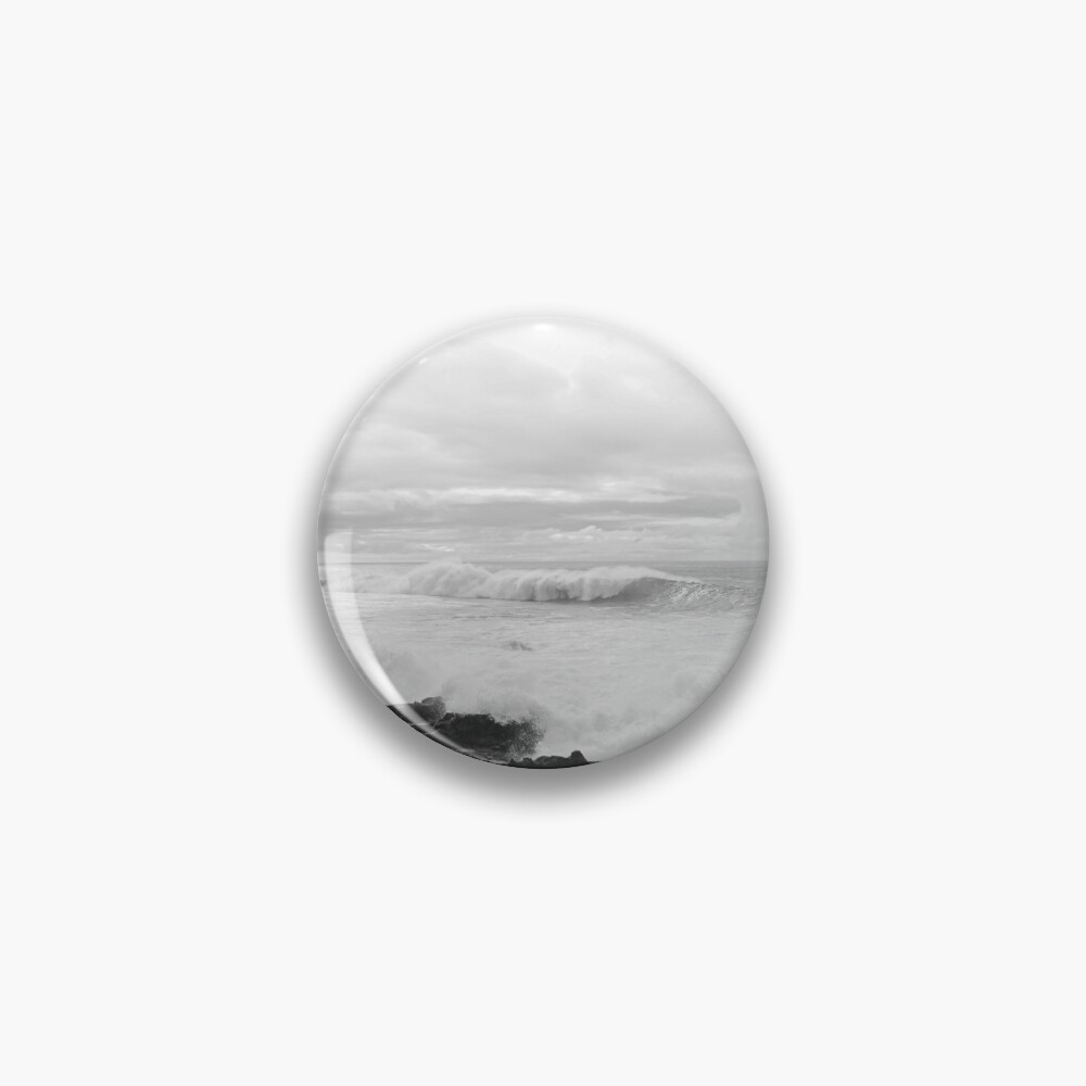 """""""Epic Waves of Canary Islands"""" Pin"""