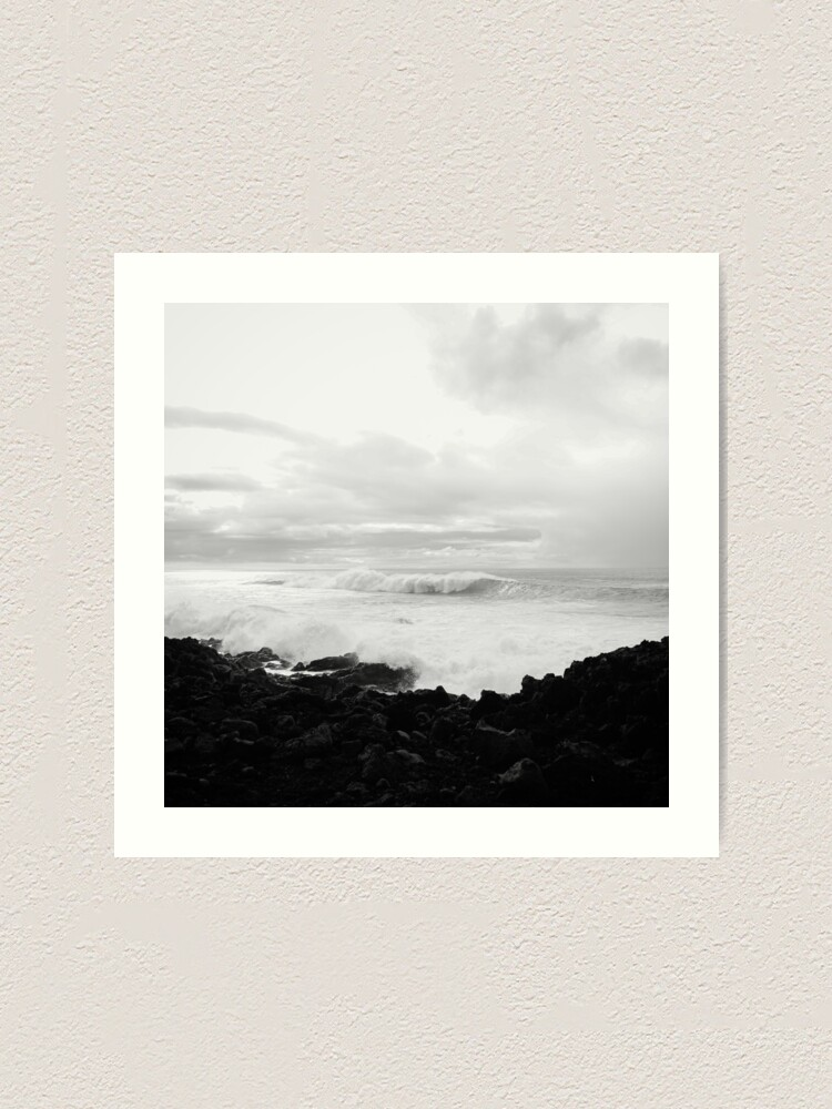 """Alternate view of """"Epic Waves of Canary Islands"""" Art Print"""