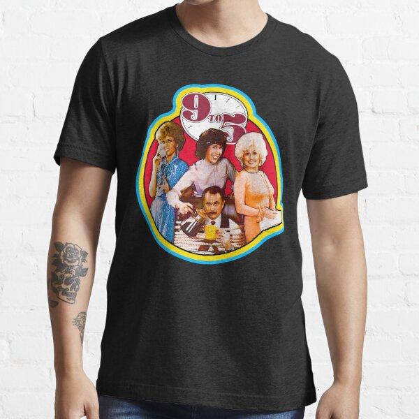80's Classic 9 to 5 Custom Art Essential T-Shirt