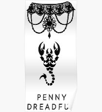 Penny dreadful-scorpion Poster