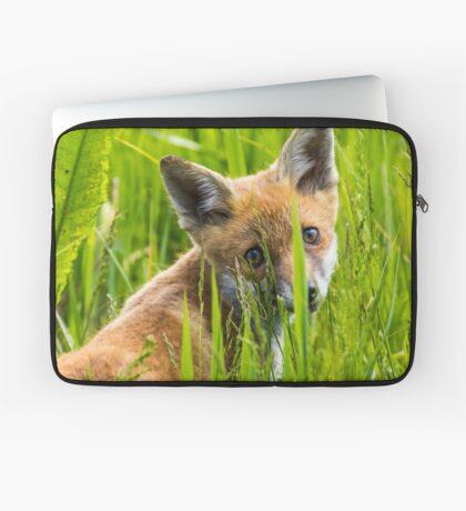Fox Cub Laptop Sleeve