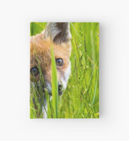 Fox Cub Hardcover Journal