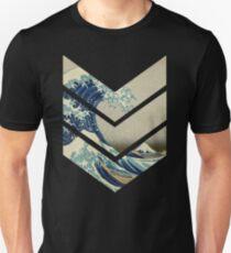 Die große Welle vor Kanagawa Unisex T-Shirt