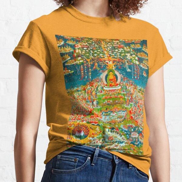 Amityaus Buddha Classic T-Shirt