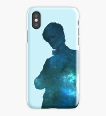 Matt Space iPhone Case/Skin