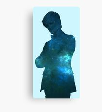 Matt Space Canvas Print