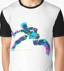 Electric Skater Graphic T-Shirt