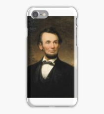 George Story - Abraham Lincoln iPhone Case/Skin