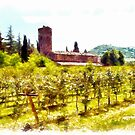 Pieve di Tho: country by Giuseppe Cocco