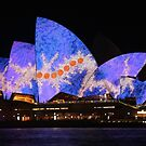 Vivid Opera House 2016 by Michael Matthews
