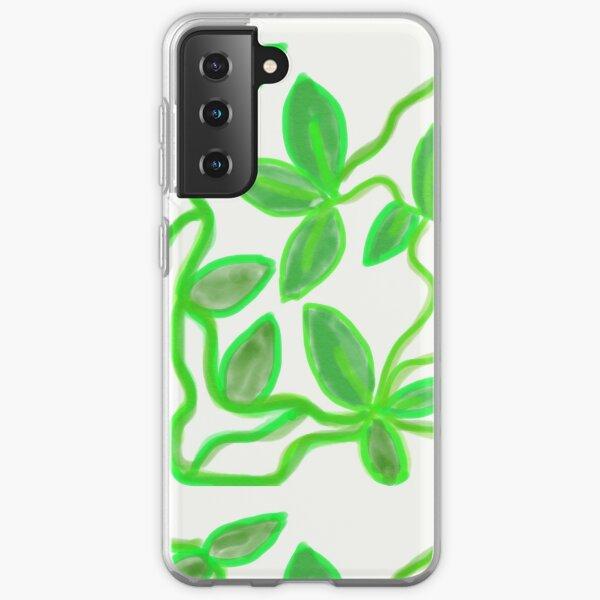 Leafy reefy  Samsung Galaxy Soft Case