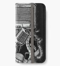 Robot Rock iPhone Wallet/Case/Skin