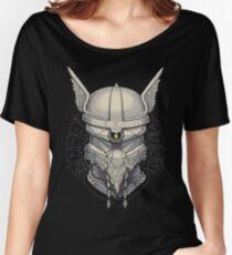 Viking Robot Women's Relaxed Fit T-Shirt
