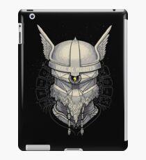 Viking Robot iPad Case/Skin
