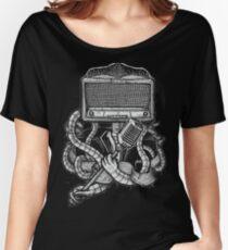 Robot Rock Women's Relaxed Fit T-Shirt