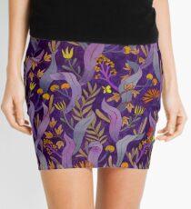 Night forest Mini Skirt