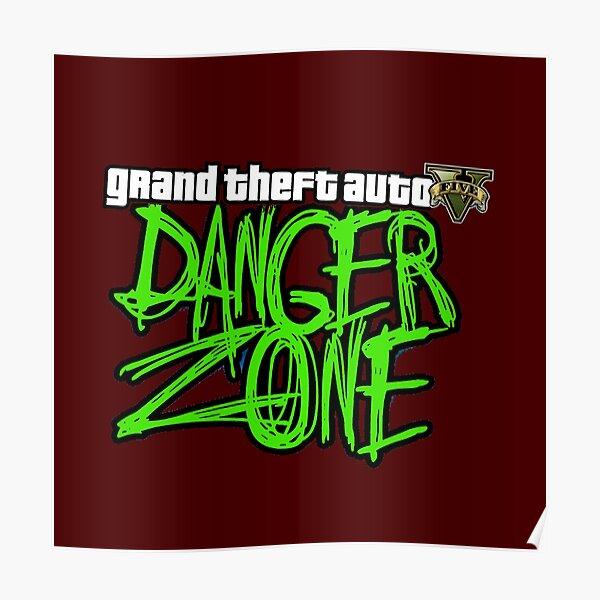 GTA V DangerZone Póster