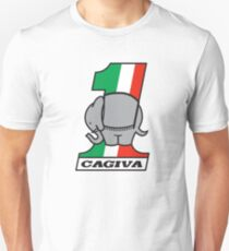 CAGIVA MOTORCYCLES T-Shirt