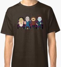 Slasher Movie Night! Classic T-Shirt