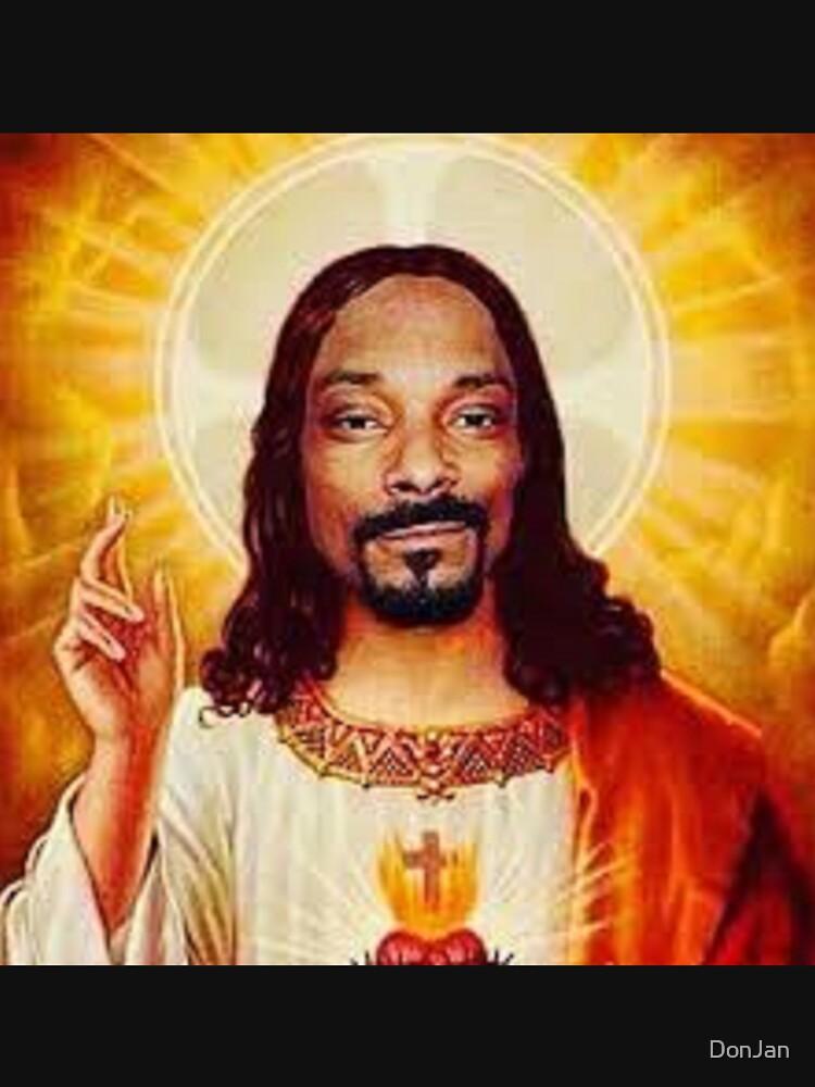 Snoop Dogg goes jesus  by DonJan