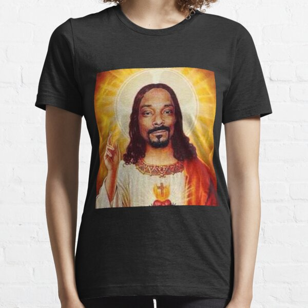 Snoop Dogg goes jesus  Essential T-Shirt