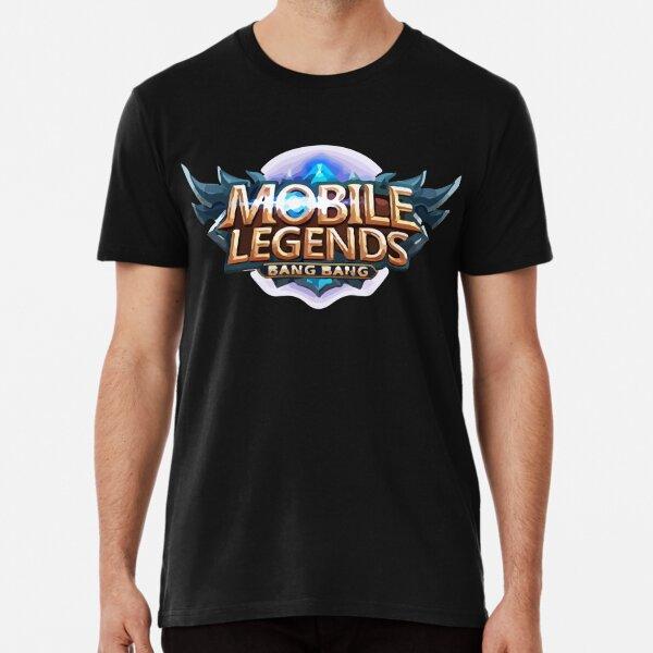 Mobile Legends Bang Bang Jugadores Jugadores Camiseta premium