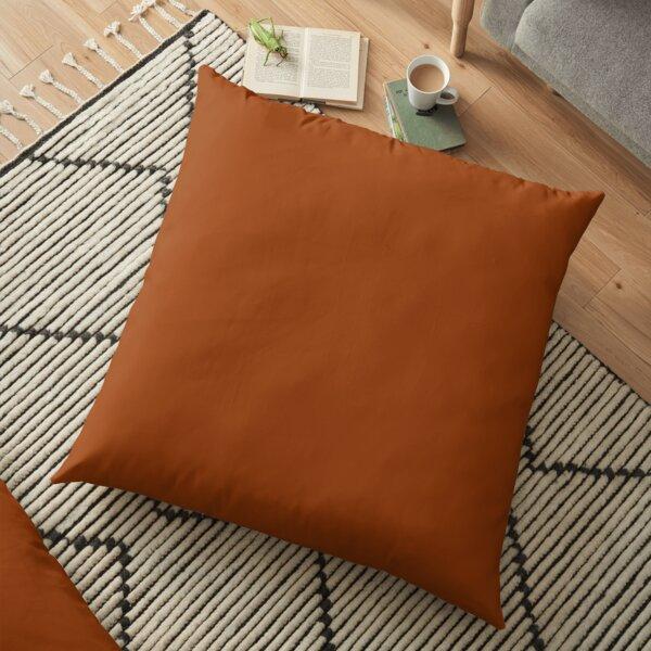 Terracotta Floor Pillow