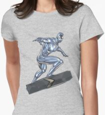 Silver surfer - CSGO Women's Fitted T-Shirt