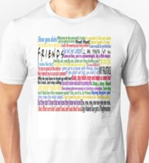 Friends Quotes T-Shirt
