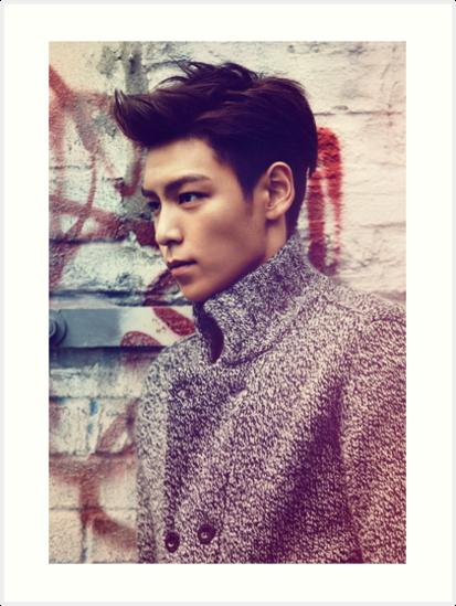 TOP BigBang Kpop Korea Choi Seung Hyun by lostmynerve