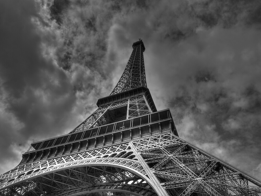 Eiffel Tower  by franceslewis