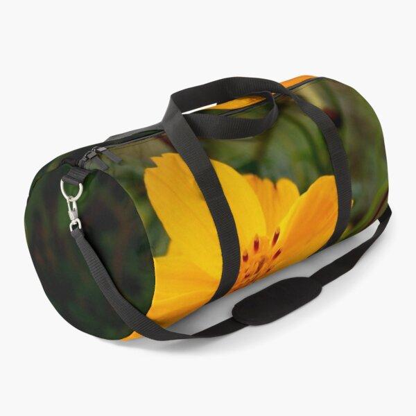 Golden Coreopsis Duffle Bag