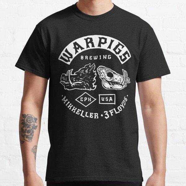Warpigs Beer Classic T-Shirt