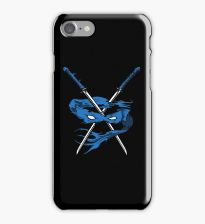 Blue Fury iPhone Case/Skin
