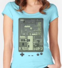 Family Tree Games Women's Fitted Scoop T-Shirt