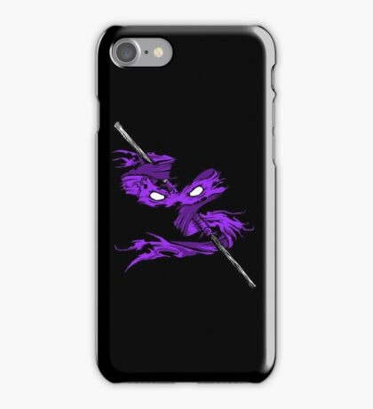 Violet Vengeance iPhone Case/Skin