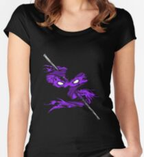 Violet Vengeance Women's Fitted Scoop T-Shirt