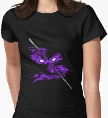 Violet Vengeance Women's Fitted T-Shirt