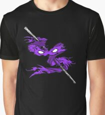 Violet Vengeance Graphic T-Shirt