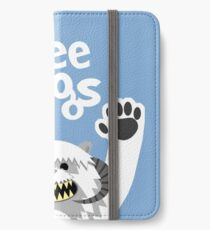 Monster Hugs iPhone Wallet/Case/Skin