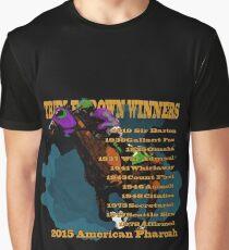 Triple Crown Winners 2015 Graphic T-Shirt