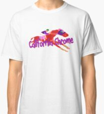 Fun California Chrome Design Classic T-Shirt