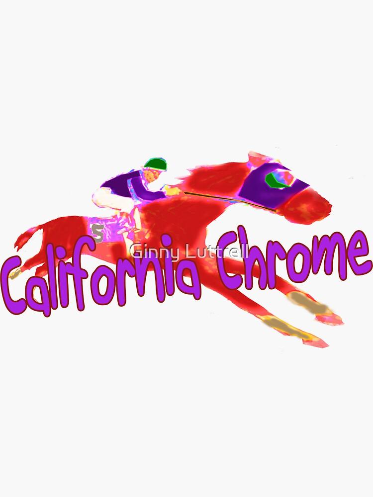 Fun California Chrome Design by ginnyl52