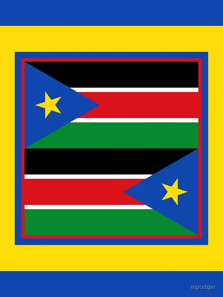 South Sudan Phone Cases & Gifts (7) by mpodger