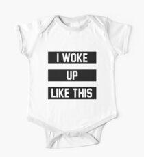 I Woke Up Like This Kids Clothes
