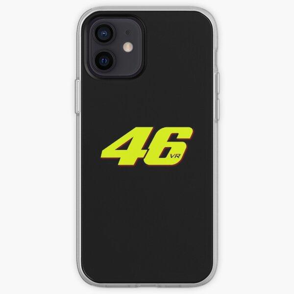 VR 46 Funda blanda para iPhone