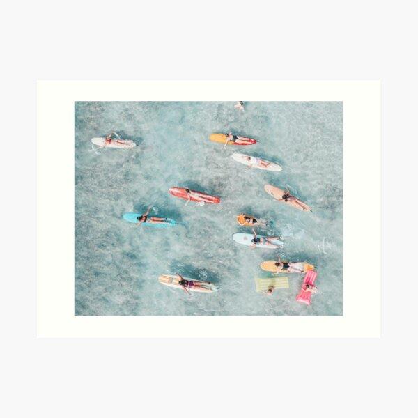 float ii Art Print