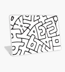 Alphabet Laptop Skin
