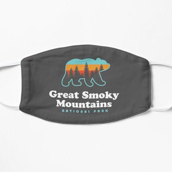 Ours du parc national des Great Smoky Mountains Masque sans plis